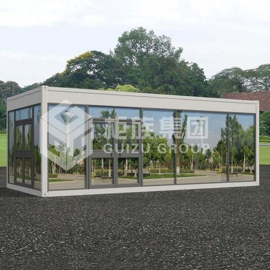 Prefab Luxury Studio