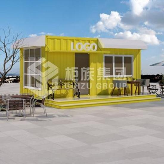 Shipping Container Bar